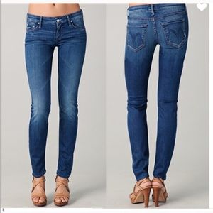 Mother The Looker Stardust Jeans